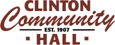 clinton community hall